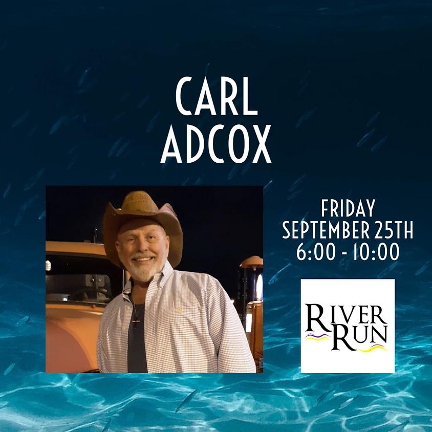 Carl Adcox Live!