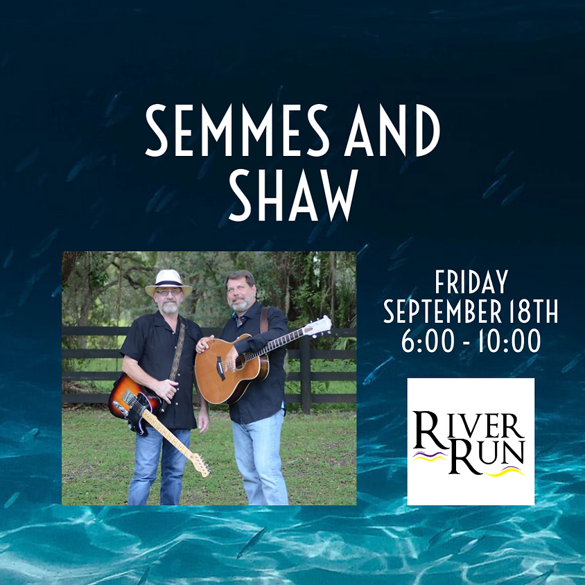 Semmes and Shaw Live!