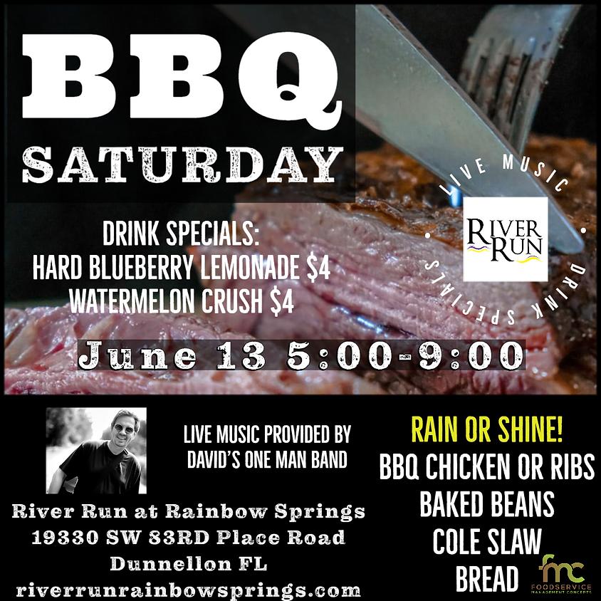 BBQ Saturday!