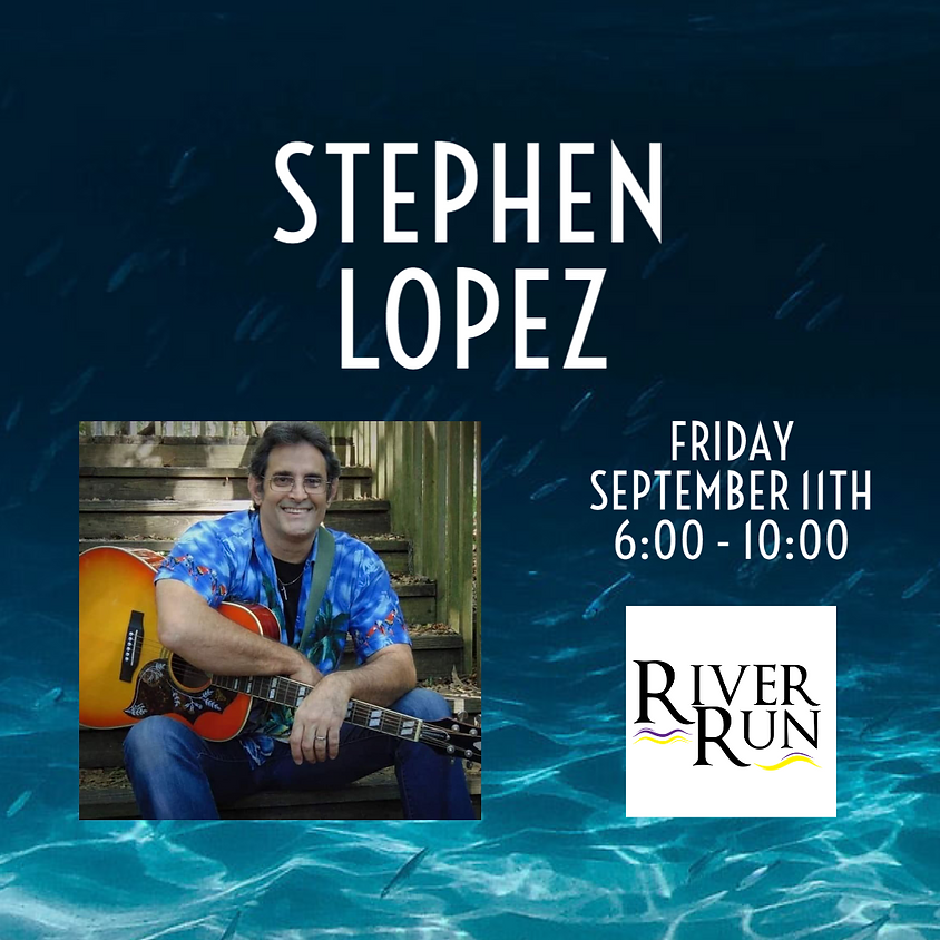 Stephen Lopez Live!