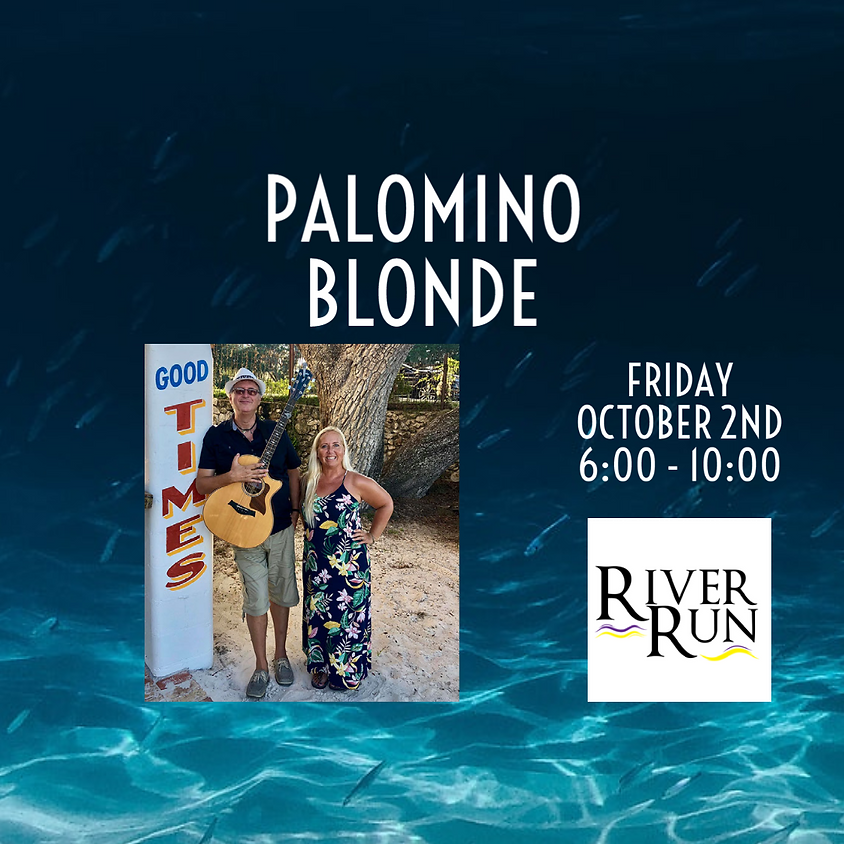 Palomino Blonde Live!
