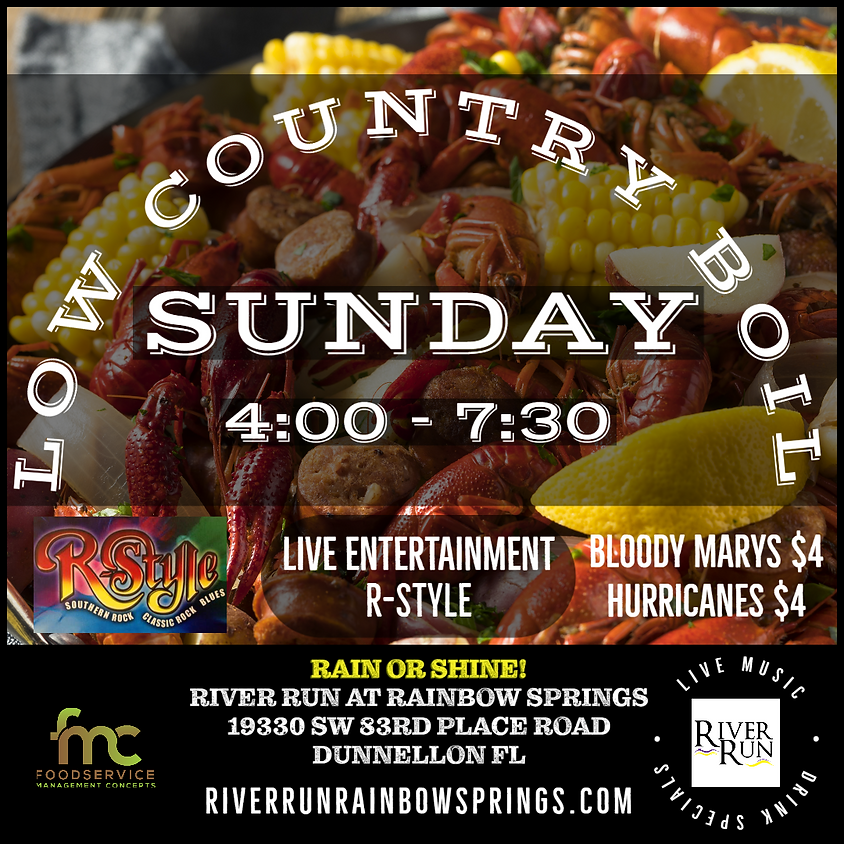 Low Country Boil!