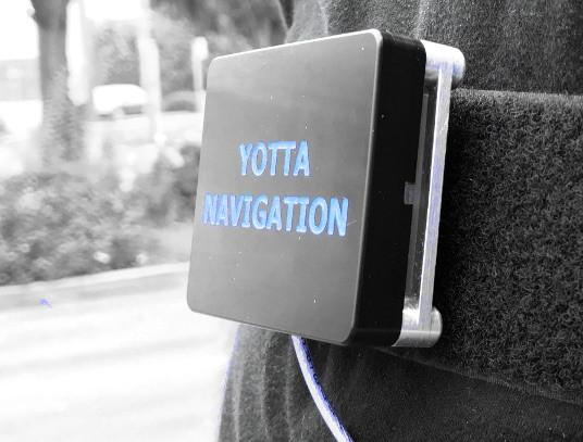 Yotta Navigation IHM