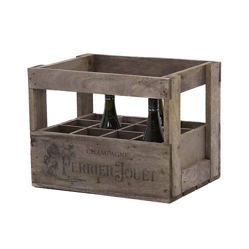 Champagne Crate - 12 Bottles