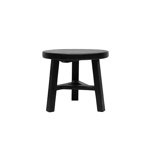 Parq Coffee Table - Tall Height, Large, Black