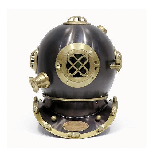 Replica Mark V Divers Helmet Divers Helmet - Antique