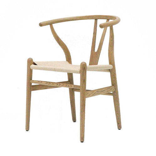 Joffre Dining Chair - Natural