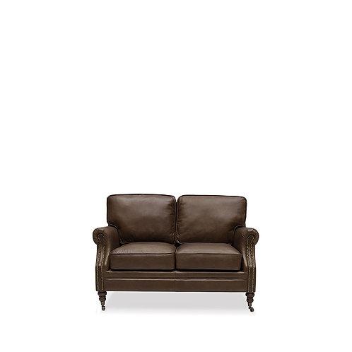 Brunswick Sofa - 2 Seater, Nutmeg