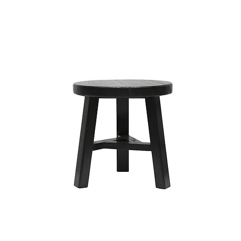 Parq Coffee Table - Tall Height, Small, Black