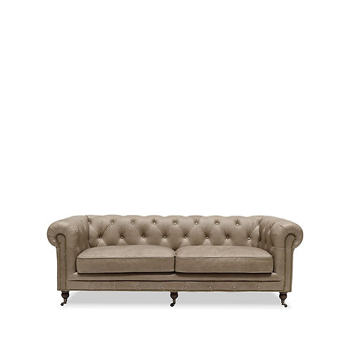 Stanhope Chesterfield - 3 Seater, Riverstone