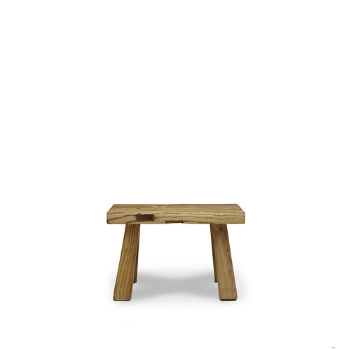 Parq Peasant Footstool - Rectangle Top