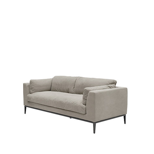 Tyson Sofa 2.5 Seater - Grey