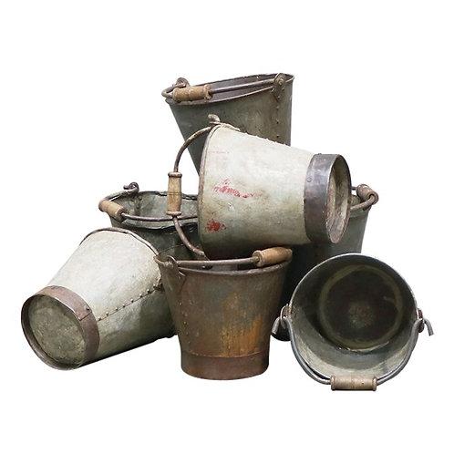 Original Bucket Wood Handle - Small
