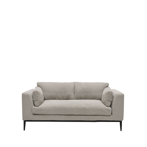 Tyson Sofa 2.5 Seater - Grey