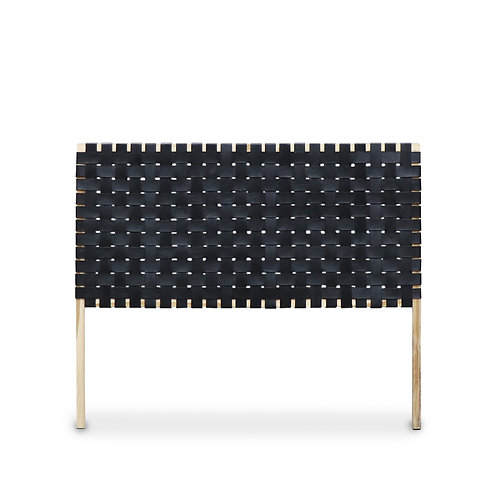 Hayes Headboard Queen - Black