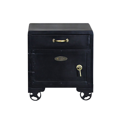 Sargent & Freeman Safe Bedside - Left