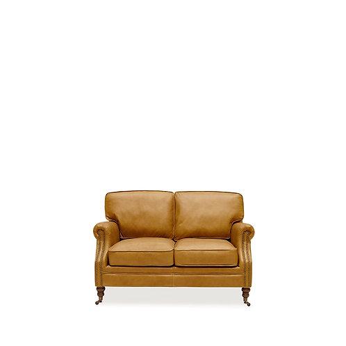 Brunswick Sofa - 2 Seater, Rust