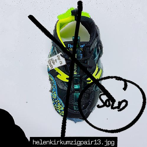 13/20 Helen Kirkum x Reebok Advanced Concepts Zig