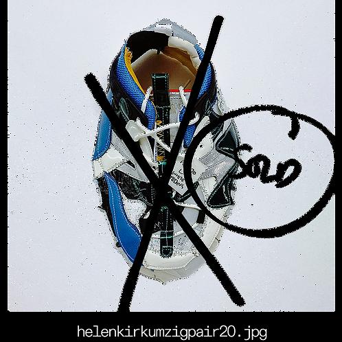 20/20 Helen Kirkum x Reebok Advanced Concepts Zig