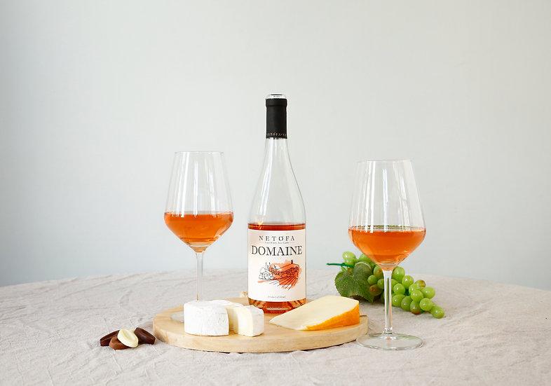 ״השועל בסלון״ - מארז ערב גבינות ויין