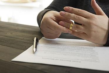 Empêcher une divorce rapidement