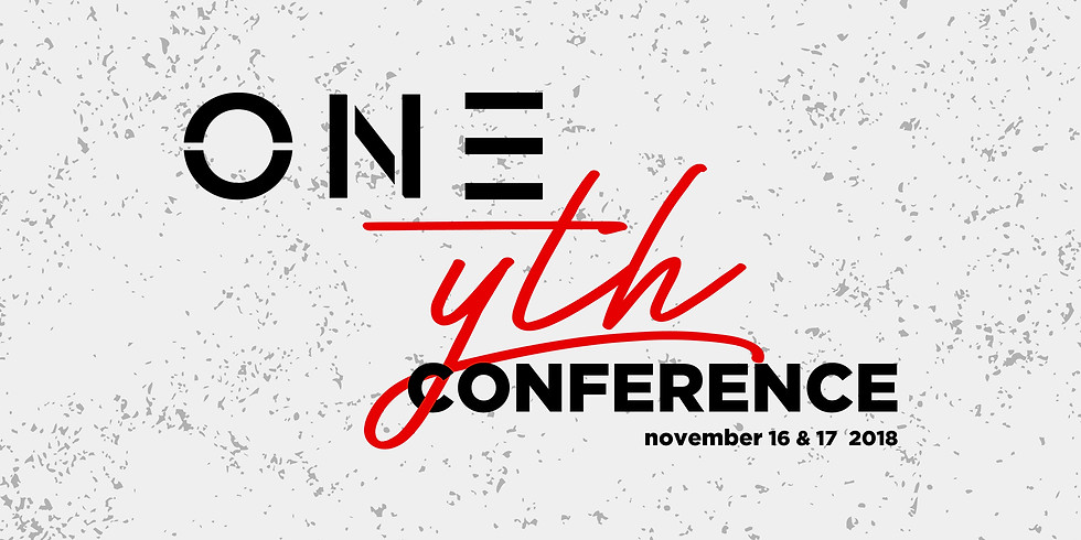 One Youth Conference!