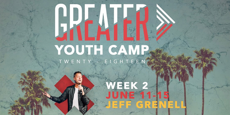 Faith Student Ministries Youth Camp