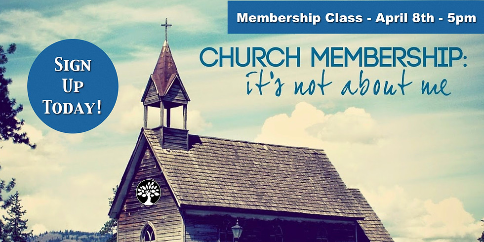 Membership Class. Come join the team!