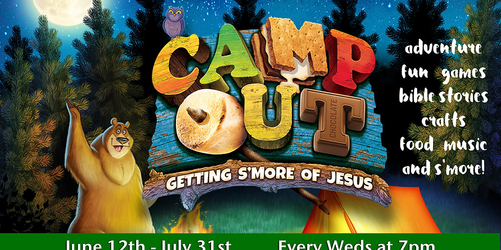 VBS Camp Out!