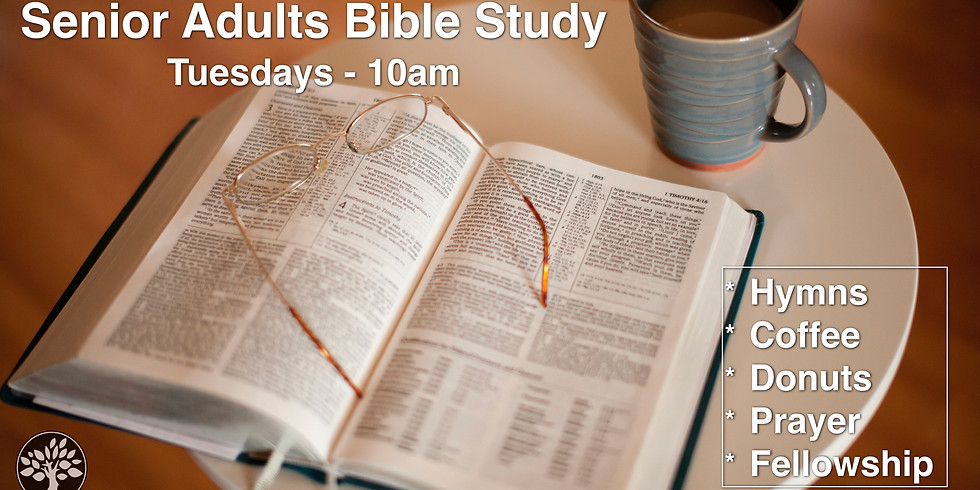 Senior Adults Bible Study
