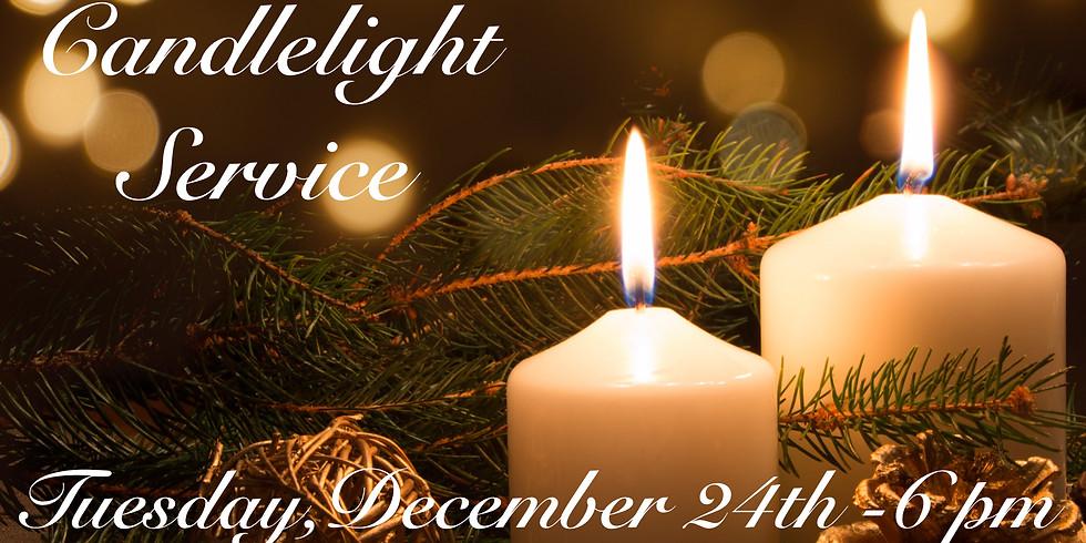 Christmas Eve Candlelight Communion Service