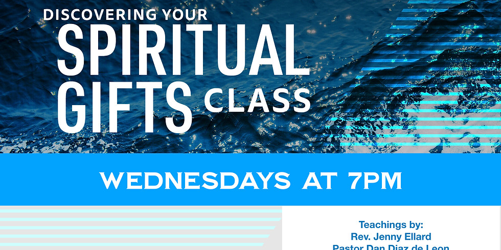 Discovering your spiritual gifts!