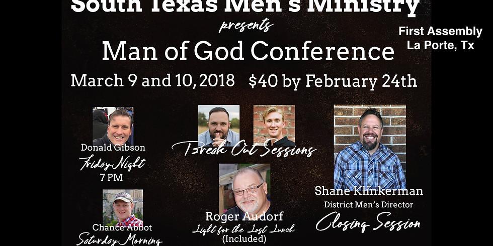 Man of God Conference
