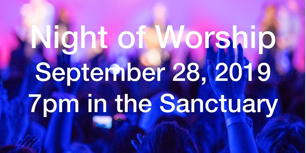 Night of Worship (Main Sanctuary)