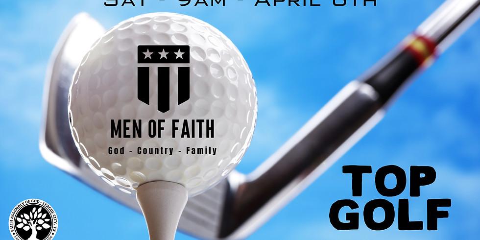 Men's Top Golf