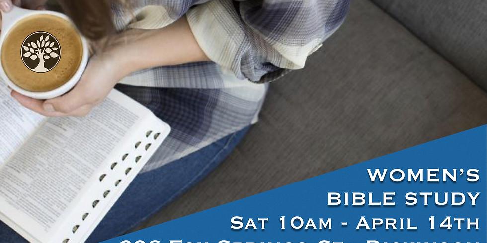 Ladies 3rd Saturday Bible Study