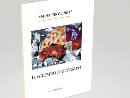 Il Grembo del tempo | un libro di Maria Erovereti