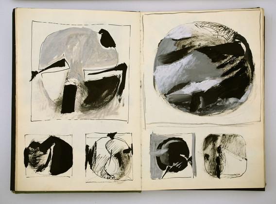 Cahier d'artiste