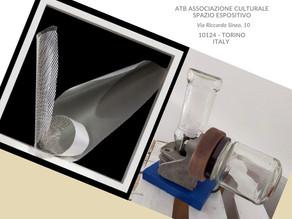 """""""COMPOSITUM"""" una mostra di Olga Maggiora - allestimento illuminotecnico di Bruno Chiricosta"""
