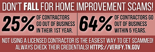 Don't fall for home improvement scams.jp