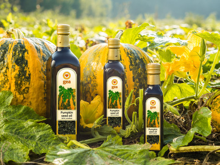 Production of pumpkin seed oil