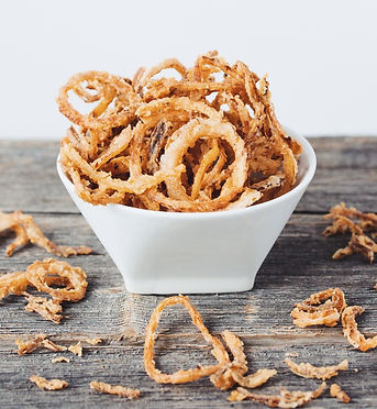 crispy+onion+strings+#vegan+_+RECIPE+on+