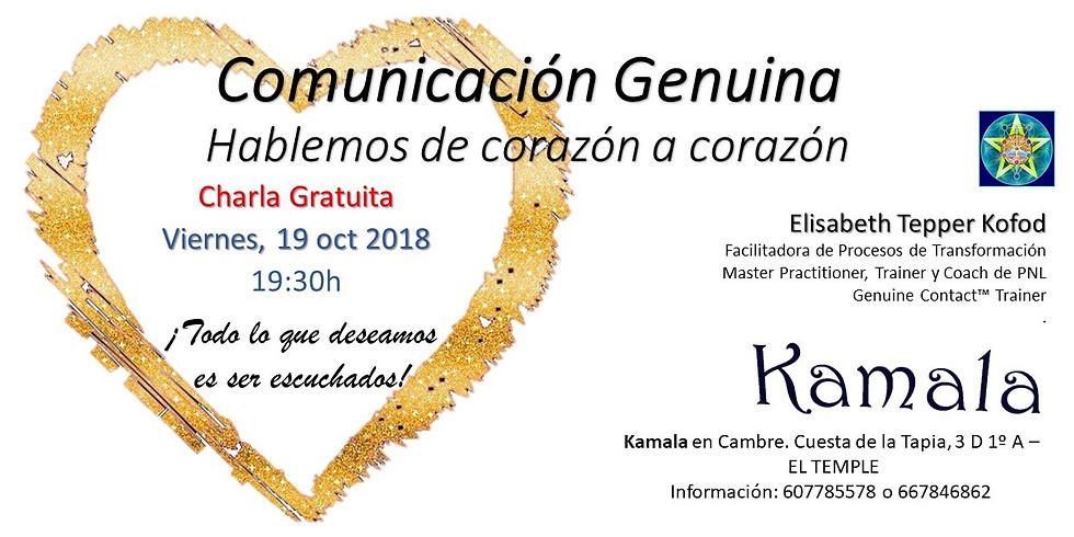 Comunicación Genuina