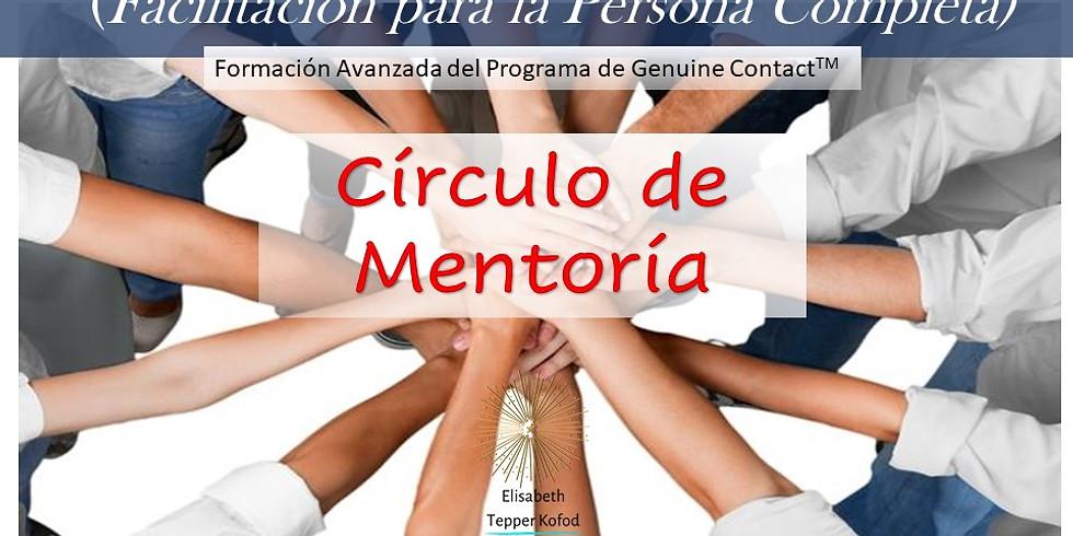 Círculo de Mentoría - Whole Person Process Facilitation