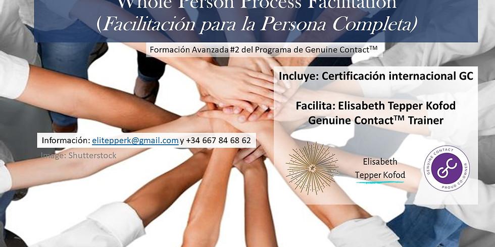 Facilitación para la Persona Completa (Whole Person Process Facilitation)