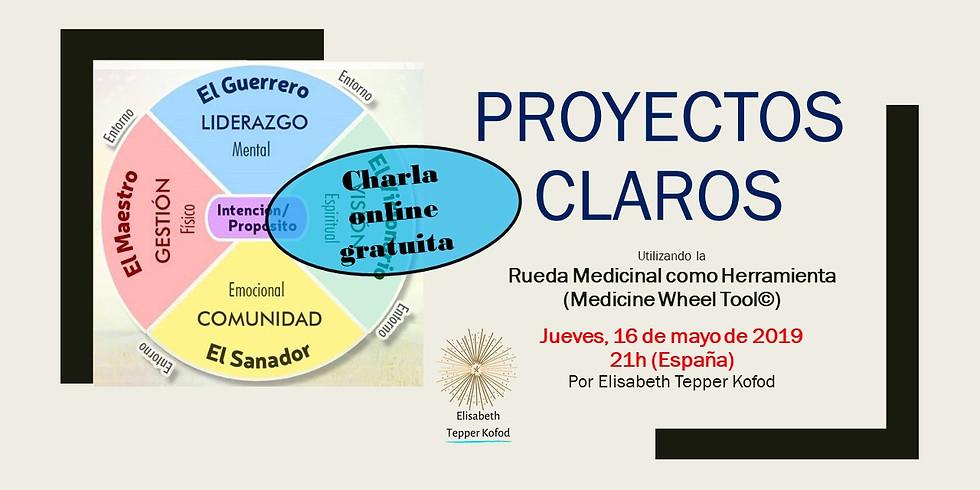 Proyectos Claros CHARLA GRATUITA