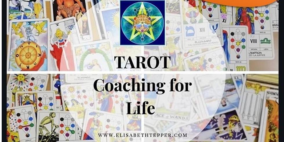 TAROT Coaching for Life ONLINE