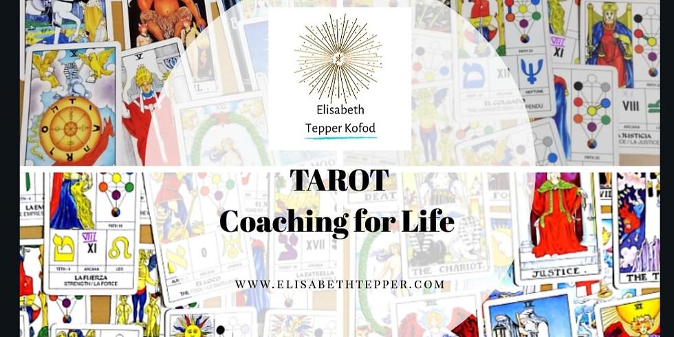TAROT Coaching for Life - Formación ONLINE