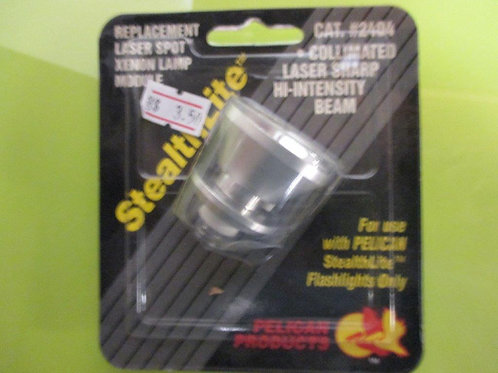 Pelican Stealth Lite Repl Lamp Laser Spot
