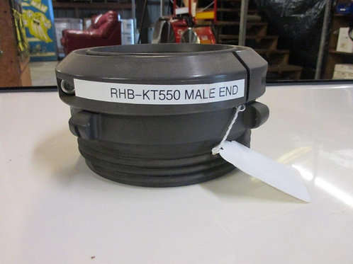 RHB Reattachable Coupling Male End